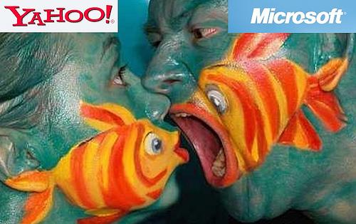 Microsoft Eats Yahoo